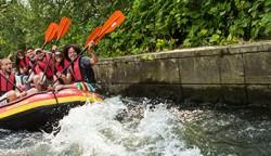 River Rafting, NRW, Ruhr, Hattingen bis Bochum Dahlhausen, für Gruppen ab 10 Personen