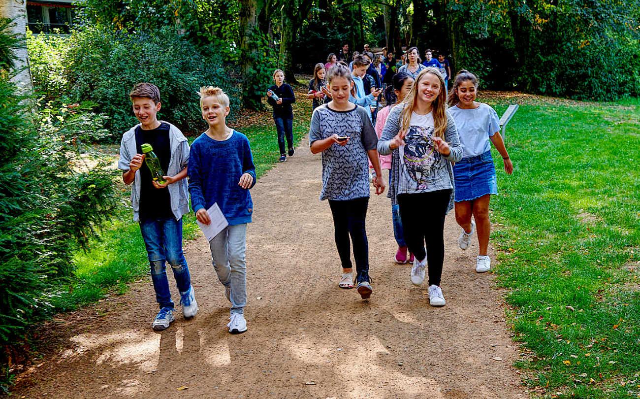 Abenteuer Campus In Munster Ideal Fur Kindergeburtstage