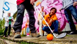 Urban Crossgolf Teamevent Leimen